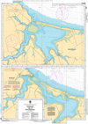 CHS Print-on-Demand Charts Canadian Waters-4467: Rustico Bay and/et New London Bay, CHS POD Chart-CHS4467