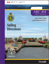 Sailing Directions ARC404E: Great Slave Lake and Mackenzie River