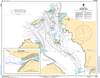CHS Print-on-Demand Charts Canadian Waters-5414: Rupert Bay, CHS POD Chart-CHS5414