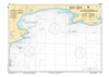 CHS Print-on-Demand Charts Canadian Waters-6357: North Head to/€ Moraine Point, CHS POD Chart-CHS6357