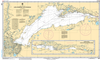 CHS Print-on-Demand Charts Canadian Waters-6310: Lake Athabasca / Lac Athabasca, CHS POD Chart-CHS6310