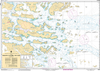 CHS Print-on-Demand Charts Canadian Waters-5052: Seniartlit Islands to/ˆ Nain, CHS POD Chart-CHS5052