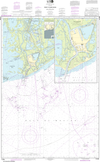 NOAA Print-on-Demand Charts US Waters-Port Fourchon and Approaches-11346