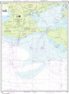 NOAA Print-on-Demand Charts US Waters-Vermilion Bay and approaches-11349