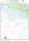 NOAA Print-on-Demand Charts US Waters-Isles Dernieres to Point au Fer-11356