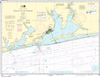 NOAA Print-on-Demand Charts US Waters-Pensacola Bay and approaches-11382