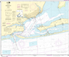 NOAA Print-on-Demand Charts US Waters-Pensacola Bay-11383