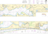 NOAA Print-on-Demand Charts US Waters-Intracoastal Waterway West Bay to Santa Rosa Sound-11385