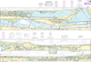 NOAA Print-on-Demand Charts US Waters-Intracoastal Waterway Tolomato River to Palm Shores-11485