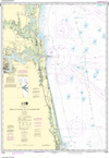 NOAA Print-on-Demand Charts US Waters-Amelia Island to St. Augustine-11488