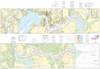 NOAA Print-on-Demand Charts US Waters-St. Johns River-Atlantic Ocean to Jacksonville-11491