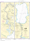 NOAA Print-on-Demand Charts US Waters-St. Johns River Dunns Creek to Lake Dexter-11495