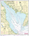 NOAA Print-on-Demand Charts US Waters-Delaware Bay-12304