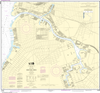 NOAA Print-on-Demand Charts US Waters-East River Newtown Creek-12338