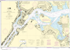 NOAA Print-on-Demand Charts US Waters-East River Tallman Island to Queensboro Bridge-12339