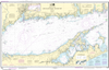NOAA Print-on-Demand Charts US Waters-Long Island Sound Eastern part-12354