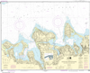 NOAA Print-on-Demand Charts US Waters-South Shore of Long Island Sound Oyster and Huntington Bays-12365