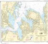 NOAA Print-on-Demand Charts US Waters-Long Island Sound and East River Hempstead Harbor to Tallman Island-12366