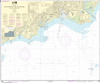 NOAA Print-on-Demand Charts US Waters-North Shore of Long Island Sound Stratford to Sherwood Point-12369