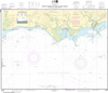 NOAA Print-on-Demand Charts US Waters-North Shore of Long Island Sound Duck Island to Madison Reef-12374