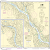 NOAA Print-on-Demand Charts US Waters-Connecticut River Deep River to Bodkin Rock-12377