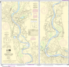 NOAA Print-on-Demand Charts US Waters-Connecticut River Bodkin Rock to Hartford-12378