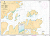 CHS Print-on-Demand Charts Canadian Waters-5059: Saglek Bay, CHS POD Chart-CHS5059