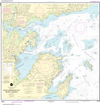 NOAA Print-on-Demand Charts US Waters-Salem-Marblehead and Beverly Harbors-13276