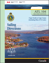 Sailing Directions ATL104E: Cape North to Cape Canso