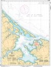 CHS Print-on-Demand Charts Canadian Waters-4491: Malpeque Bay, CHS POD Chart-CHS4491