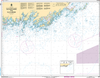 CHS Print-on-Demand Charts Canadian Waters-4440: лles Sainte-Marie €/to лle € la Brume, CHS POD Chart-CHS4440