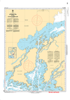 CHS Print-on-Demand Charts Canadian Waters-6263: Playgreen Lake to/au Little Playgreen Lake, CHS POD Chart-CHS6263