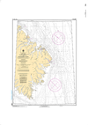 CHS Print-on-Demand Charts Canadian Waters-7052: Cape Mercy to Kangeeak Point, CHS POD Chart-CHS7052