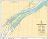 CHS Print-on-Demand Charts Canadian Waters-5861: Ship Sands Island to/€ Moosonee, CHS POD Chart-CHS5861