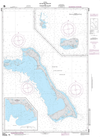 NGA Chart 26284: Cat Island, Rum Cay and Conception Island Panels: A. Cat Island