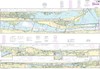 NOAA Chart 11485: Intracoastal Waterway - Tolomato River to Palm Shores