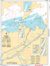 CHS Print-on-Demand Charts Canadian Waters-6264: East Channel to/au Little Playgreen Lake, CHS POD Chart-CHS6264