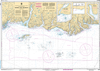 CHS Print-on-Demand Charts Canadian Waters-4826: Burgeo to/€ FranЌois, CHS POD Chart-CHS4826