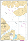 CHS Print-on-Demand Charts Canadian Waters-7572: Viscount Melville Sound and/et Mclure Strait, CHS POD Chart-CHS7572