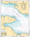CHS Print-on-Demand Charts Canadian Waters-4406: Tryon Shoals to / € Cape Egmont, CHS POD Chart-CHS4406