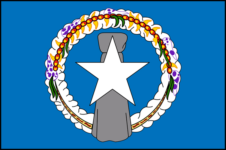 Flag of the Northern Marianas