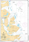 CHS Print-on-Demand Charts Canadian Waters-5062: Osborne Point to/ˆ Cape Kakkiviak, CHS POD Chart-CHS5062