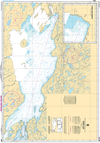 CHS Print-on-Demand Charts Canadian Waters-5626: Baker Lake, CHS POD Chart-CHS5626