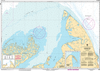 CHS Print-on-Demand Charts Canadian Waters-7664: Liverpool Bay, CHS POD Chart-CHS7664
