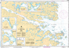 CHS Print-on-Demand Charts Canadian Waters-5031: St. Lewis Sound and/et Inlet, CHS POD Chart-CHS5031