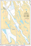 CHS Print-on-Demand Charts Canadian Waters-7793: Bathurst Inlet - Southern Portion/Partie sud, CHS POD Chart-CHS7793