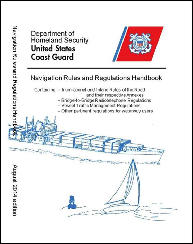 USCG Navigation Rules & Regulations Handbook