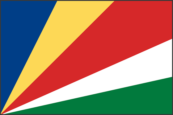 Flag of Seychelles
