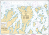 CHS Print-on-Demand Charts Canadian Waters-4864: Black Island to/€ Little Denier Island, CHS POD Chart-CHS4864