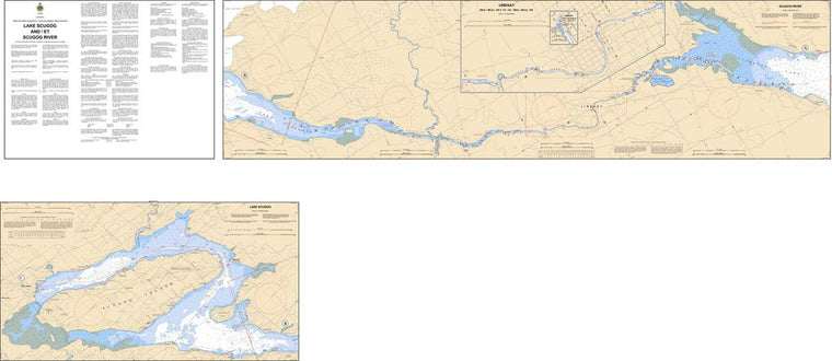 CHS Chart 2026: Lake Scugog and/et Scugog River